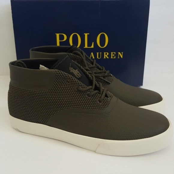 Lauren Polo Sneaker Vadik Chukka New Ralph c35Rq4jLA